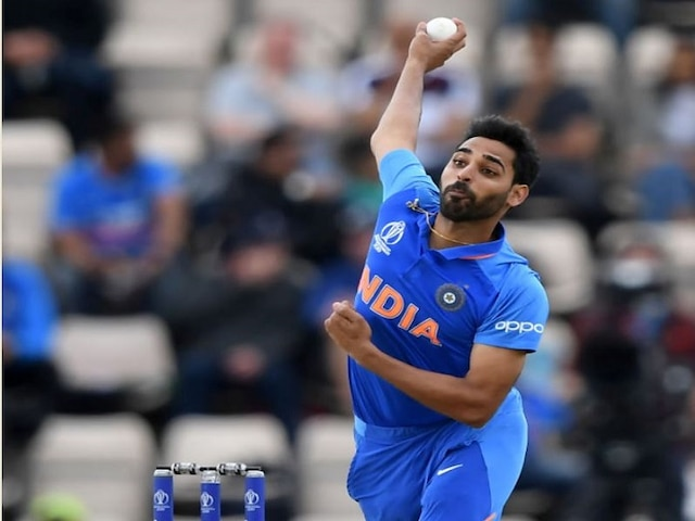 Bhuvneshwar Kumar out in ODI series against West Indies