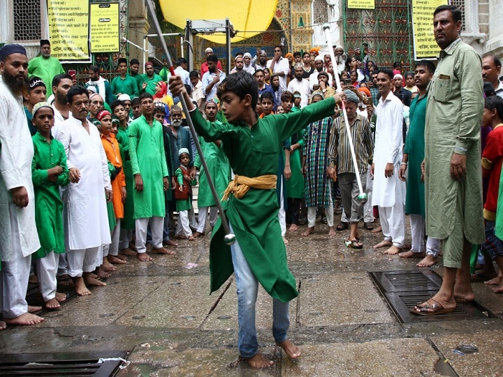 UP Tajia procession will not held on Muharram only permission in mumbai
