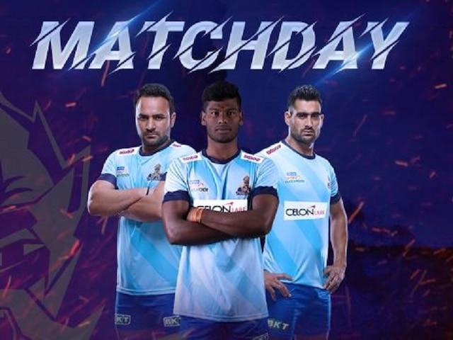 Pro Kabaddi League 2019 Bengal Warriors vs Tamil Thalaivas