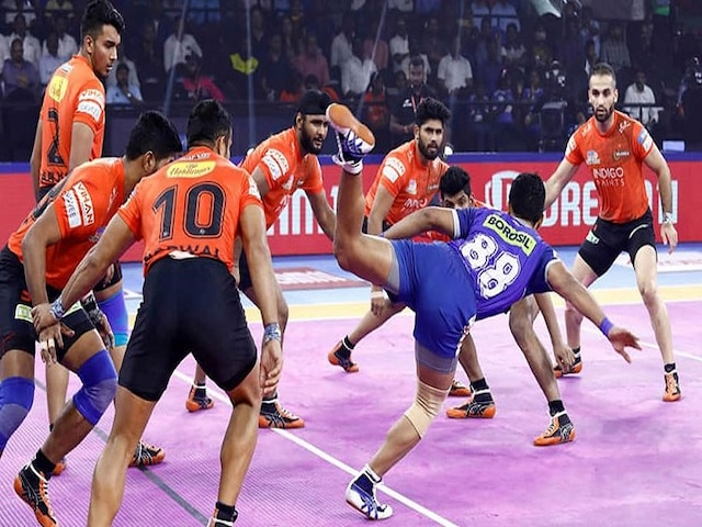 Pro Kabaddi League 2019 U Mumba vs Haryana Steelers match preview