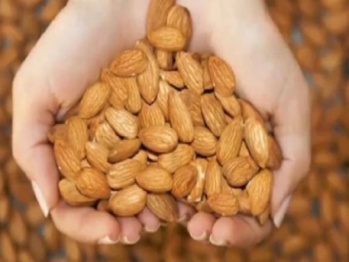 Weight can be reduced by using almonds and spinach