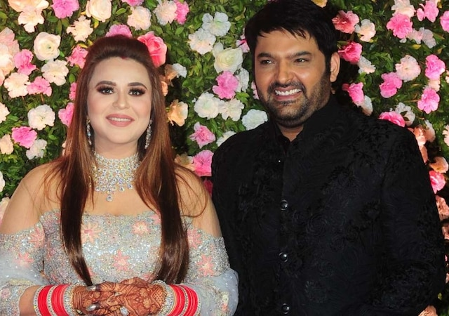 Comedian Kapil Sharma becomes father, wife Ginni gives birth a girl child