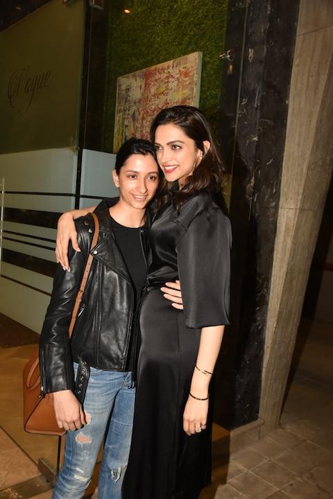 In Pics: देर रात बहन अनिशा के साथ पार्टी के बाद स्पॉट हुईं दीपिका पादुकोण, यहां देखिए खास तस्वीरें