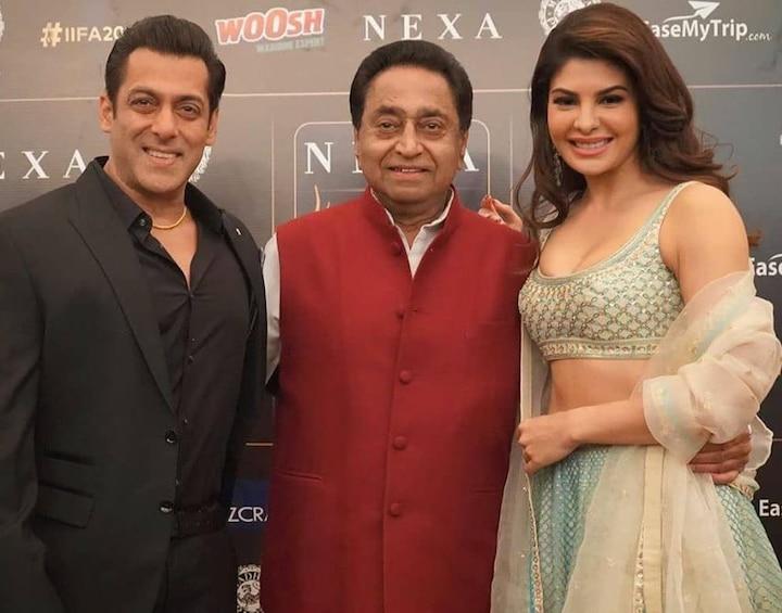 Salman Khan In Bhopal, CM Kamalnath , IIfa Awards,Jacqueline ...