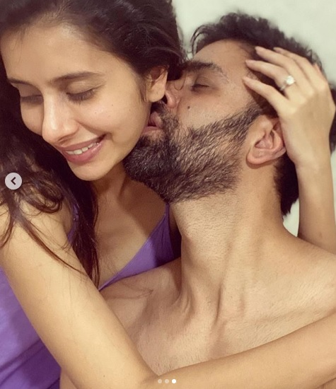 In Pics: Charu Asopa, Rajeev Sen, Koji at home in lockdown, such pictures are going viral