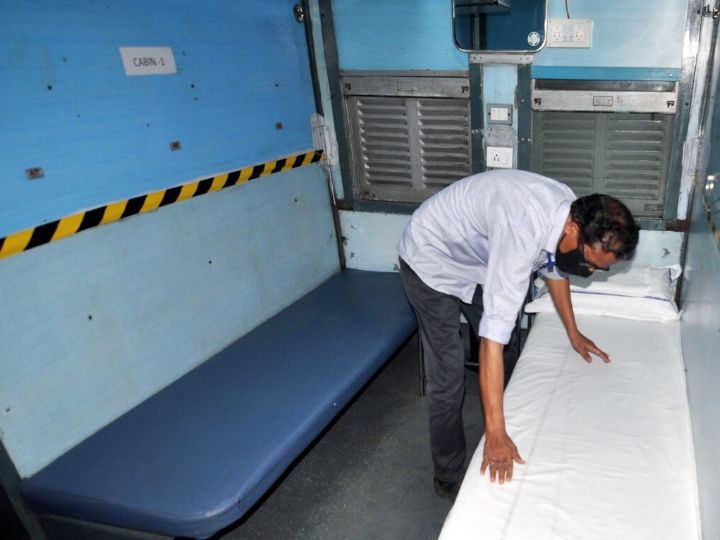 Coronavirus: Indian Railways sends 204 isolation coaches to four states, Delhi gets 54 coaches