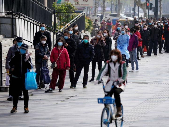 Coronavirus knock in China again, 57 new cases surfaced
