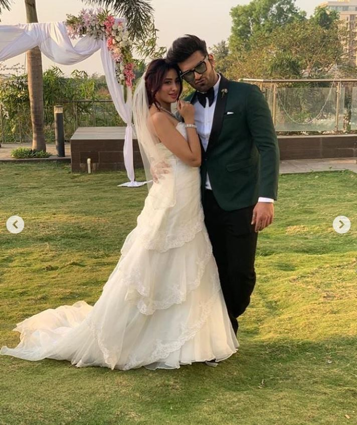 Photo: Mahira Sharma and Paras Chhabra's wedding card goes viral, Mahira's mother made a big disclosure about the wedding