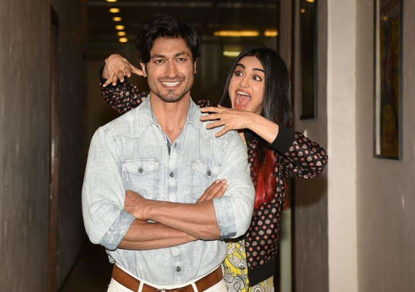 In Pics: Ada Sharma is in a relationship with Vidyut Jamwal!  Actor revealed big
