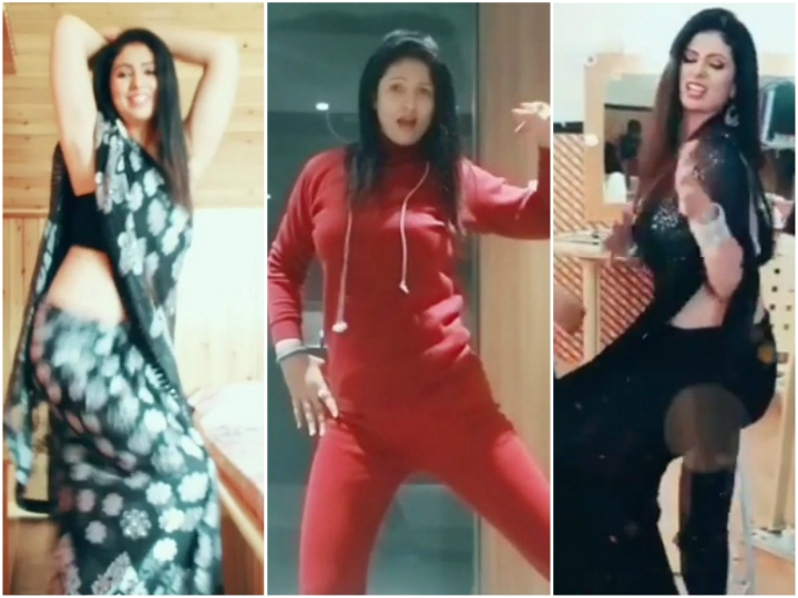 indian cricketer mohammed shami wife hasin jahan shared two dance video on instagram goes viral