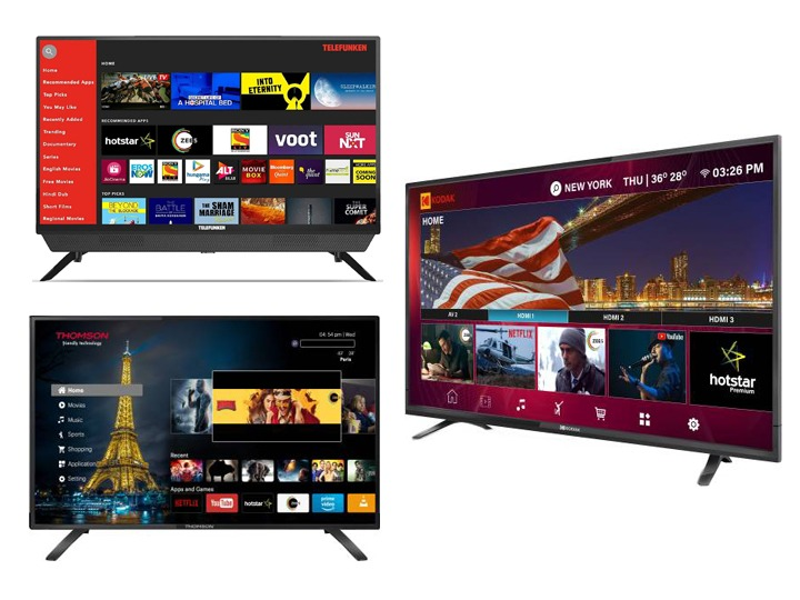 best Android Smart TV under 10 thousand rupees