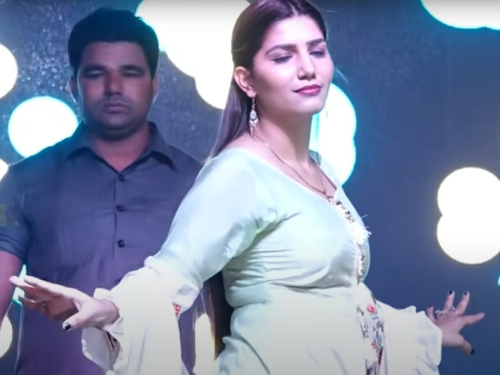 Sapna Choudhari Dance Video On Youtube Get Millions Views