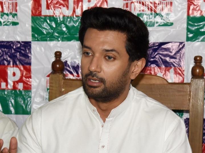 LJP President Chirag Paswan gets a big shock, Rameshwar Chaurasiya resigns from the party