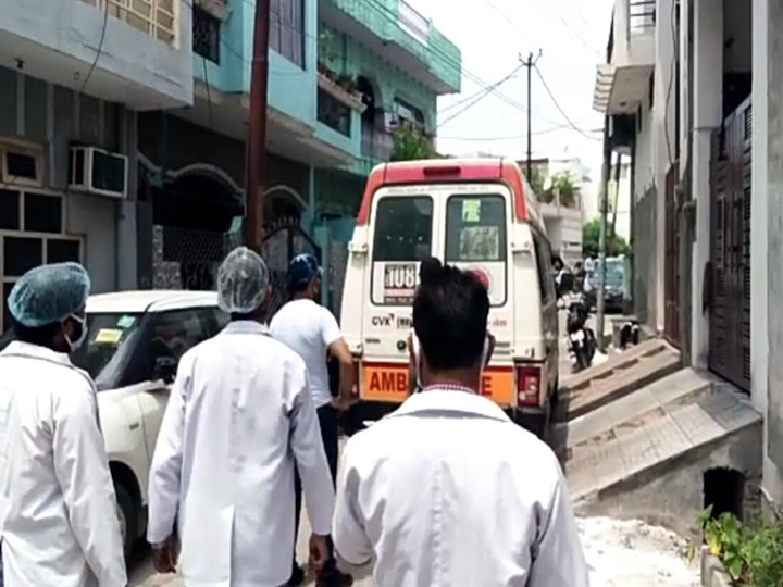 Death of coronavirus positive elderly man in Saharanpur was admitted in dehradun Max Hospital on May 26