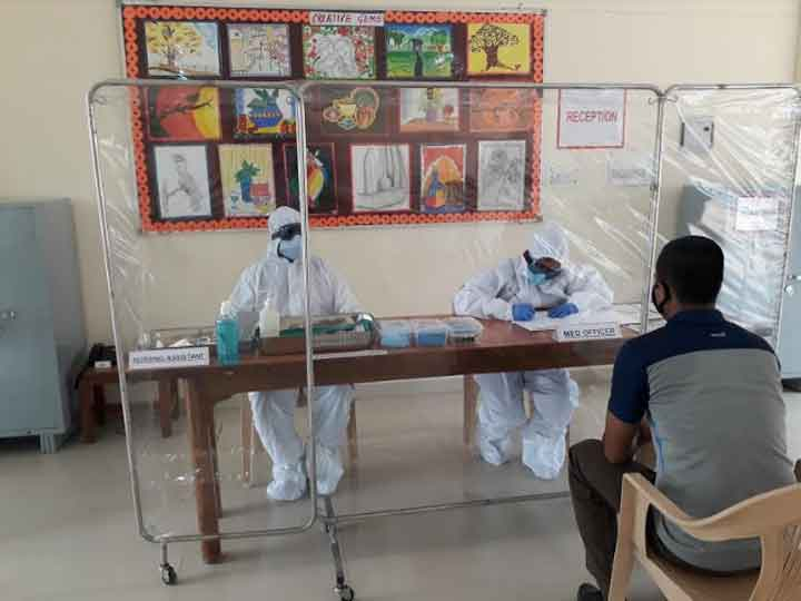 Coronavirus Jammu records 86 new cases on Friday Including 23 people of security force ANN