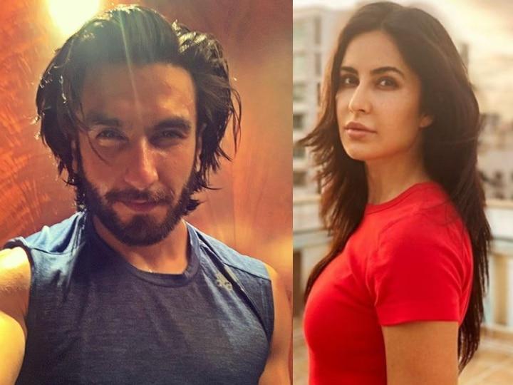 Ranveer Singh Katrina Kaif Will Work Together First Time In Zoya ...