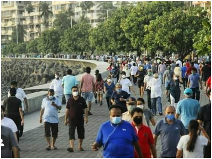 what is truth of viral Marine Drive picture on social media ANN