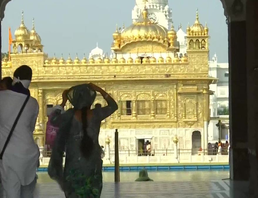 Punjab: Golden Temple Management violated lockdown guidelines