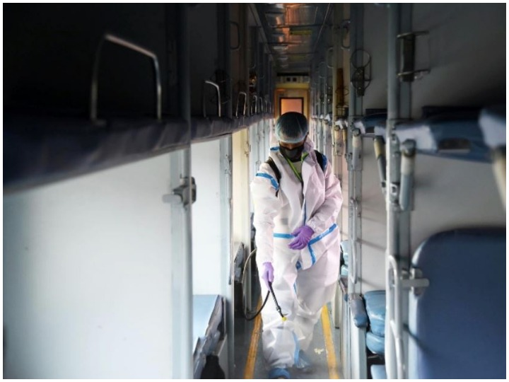 Coronavirus: After Delhi, now rail coaches covid care centre will be installed in 22 cities of Uttar Pradesh ANN