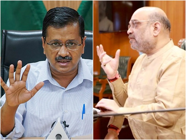 Delhi Coronavirus: Amit Shah to hold a meeting with LG Anil Baijal & CM Kejriwal tomorrow