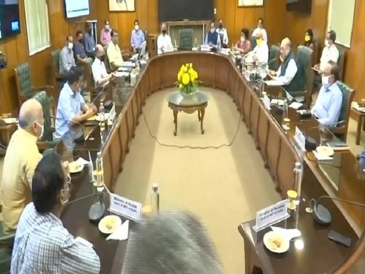 Delhi: Amit Shah meeting to review the situation in Delhi regarding Coronavirus