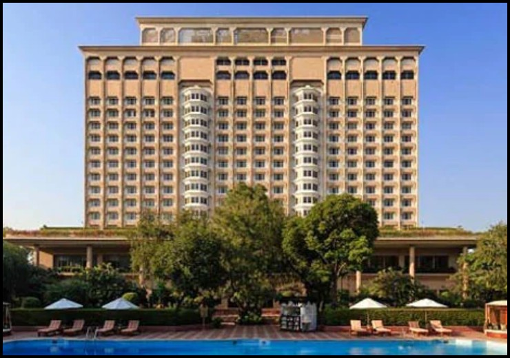 Delhi: Taj Mansingh Hotel, linked to Gangaram Hospital, will be used as covid-19 Center