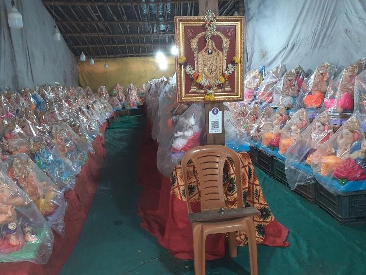 Mumbai Impact of Coronavirus Ganesh idol factories not getting booking ANN