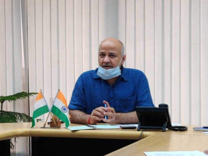 Delhi Manish Sisodia held meeting on number of ICU beds also gave guidelines for increasing manpower ANN