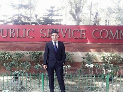 Success Story Of IAS Topper Himanshu Gupta | IAS Success Story ...