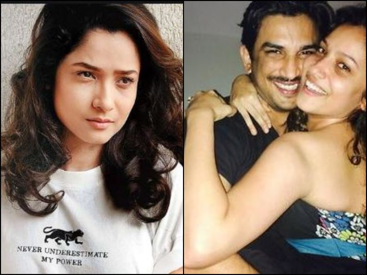 Ankita Lokhande Has No Talking Terms With Sushant Singh Rajput ...