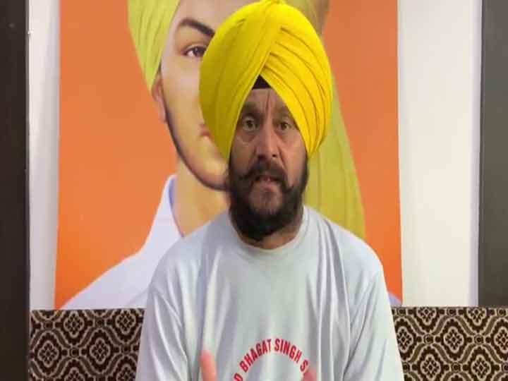 Social Worker Jitendra Singh Shanti Became Positive While Serving The Corona Victims- Ann   दिल्ली: कोरोना पीड़ितों की मदद करते हुए संक्रमित हुए शहीद भगत सिंह सेवा दल के संस्थापक