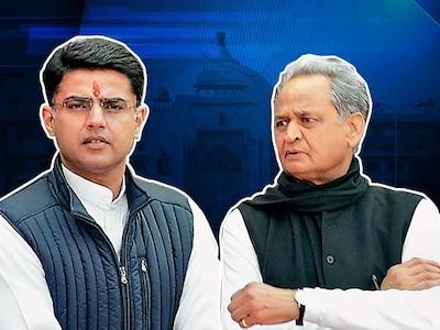 Rajasthan Crisis: 106 MLAs Turn Up for Ashok Gehlot Show of Strength