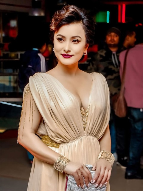 In pics: this heroine of Nepal is beautiful, see a bold picture from one here