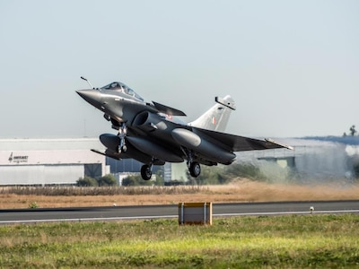 Why Rafale Planes Are Taking 48 Hours To Reach India From France ...