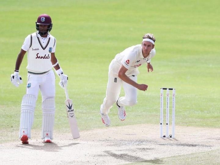 ENG Vs WI: ब्रॉड ने रचा इतिहास, 500 विकेट लेने वाले चौथे तेज गेंदबाज बने