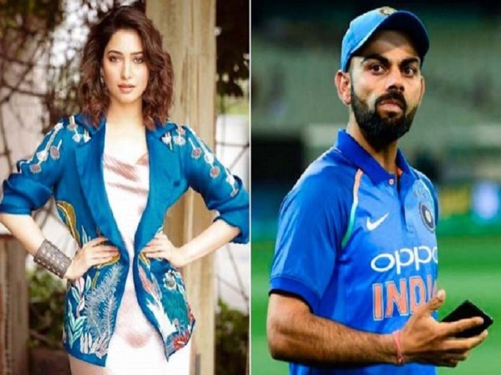 Case filed against cricketer Virat Kohli and actress Tamannaah Bhatia, know the reason