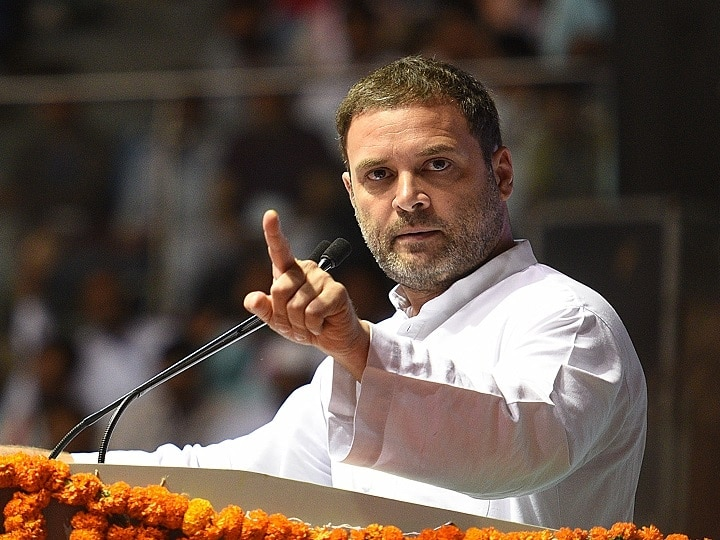 rahul GandhiRahul Gandhi targeted Modi government with increasing unemployment, said - now can not hide the truth of economy