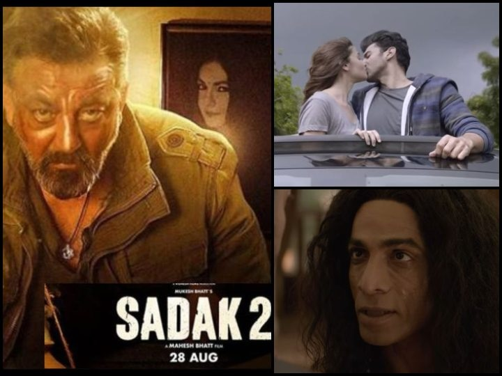 after trailers & critic reviews sadak 2 rated worst movie on imdb with 1.1 score out of 10