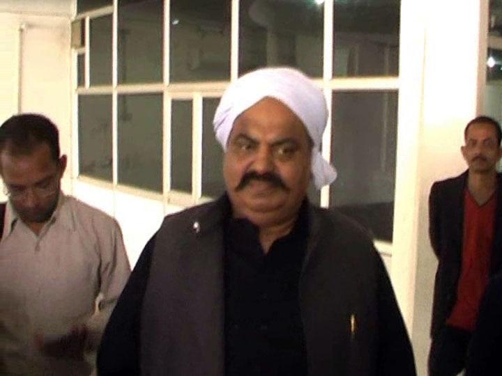 Prayagraj police searching mafia don atiq ahmed 8 crore car ann