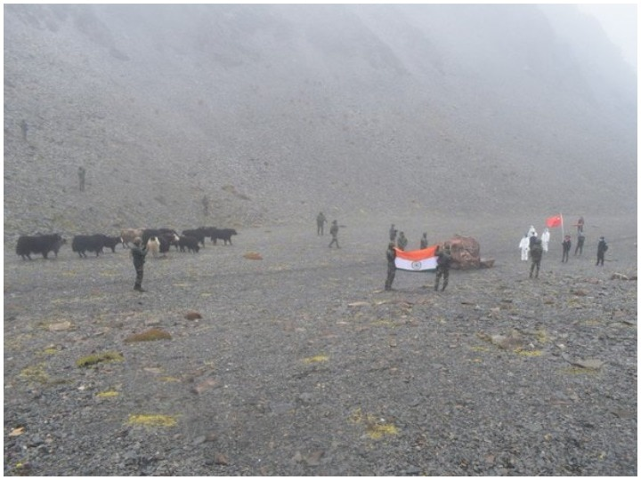 Chinese soldier apprehended by security forces in Chumar Demchok area of Ladakh