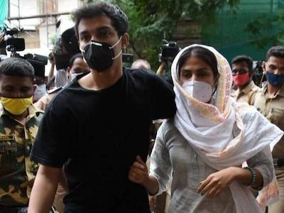 Judicial Custody Of Riya Chakraborty And Shovik Ends Today They Will Appear  In Court ANN | महाराष्ट्र: रिया चक्रवर्ती और शोविक की न्यायिक हिरासत आज  खत्म, रिहाई होगी या बढ़ेगी हिरासत?