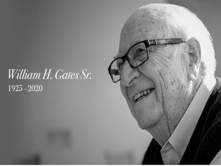 bill gates sr father of microsofts co founder dies at 94
