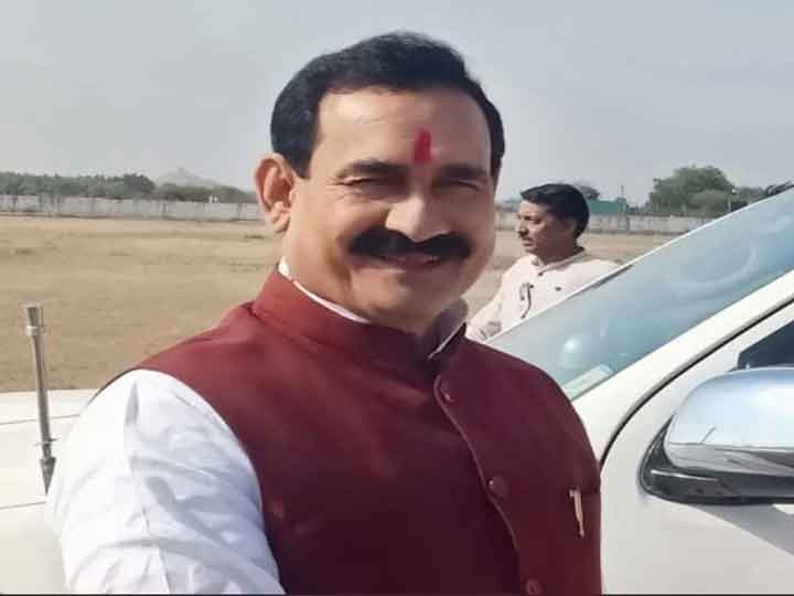 Home Minister of Madhya Pradesh Narottam Mishra sayas I do not wear a mask, what is in it