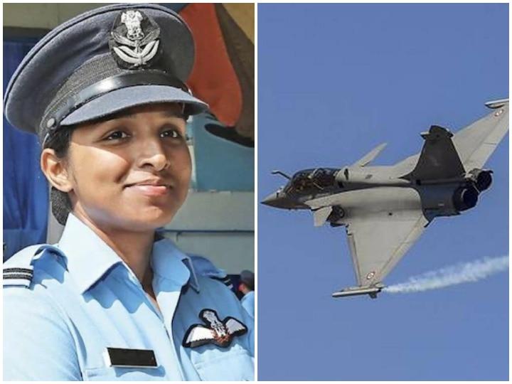 Flight Lieutenant Shivangi Singh to be first woman pilot to fly Rafale aircraft