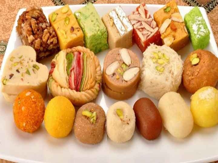 Big decision before FSSAI festive season- Sweets sellers have to give expiry date