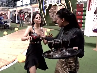 Bigg Boss 14 Weekend Ka Vaar Promos All Contestants Are Nominated IPL Team  Mumbai Indian Come And Fun With BB 14 Contestants   Bigg Boss 14: बिग बॉस  के घर में लगेगा