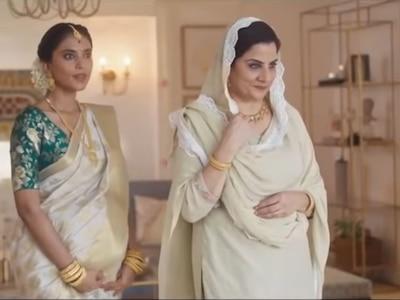 Tanishq Advertisement Controversy, Celebrities And Social Media Divides In  Two Parts, Know Full Details | तनिष्क विज्ञापन विवाद पर बंटे सितारे और  राजनेता, चेतन भगत ने ट्रोल्स को घेरा ...