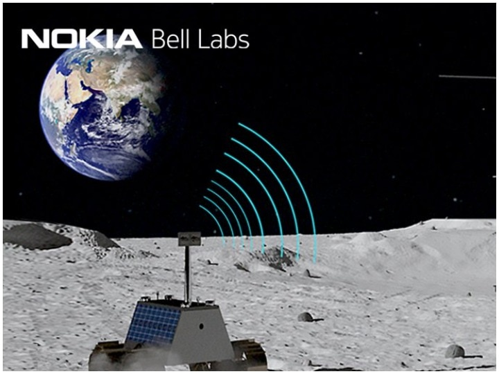 Nokia wins NASA contract to put 4G LTE network on moon