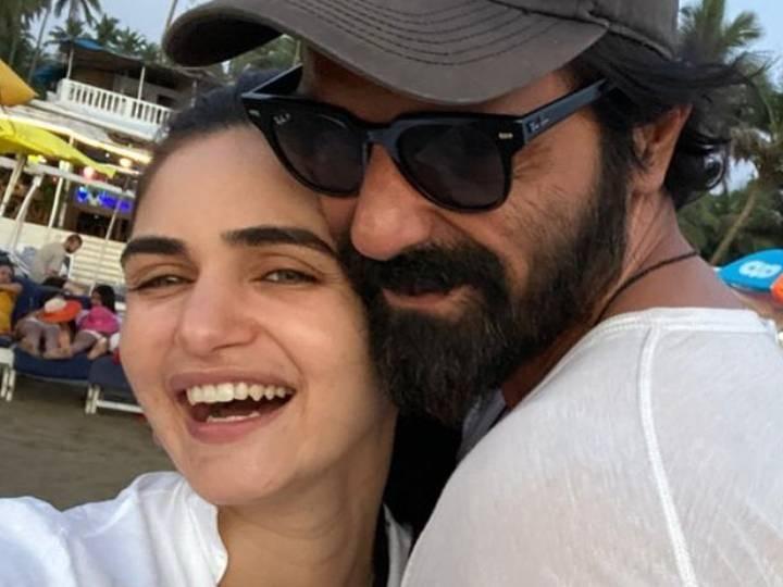 Arjun Rampal girlfriend Gabriella Demetriades makes Instagram account private after brother arrest in drugs case