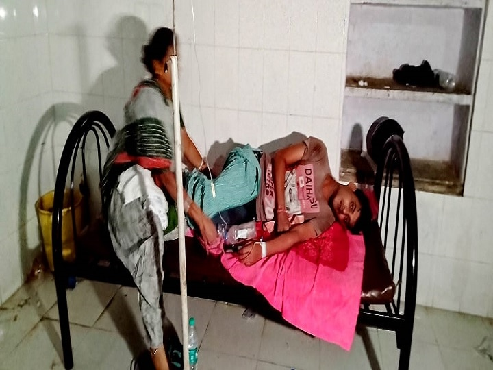 BIHAR: During immersion of godess Durga clash between police public. One died many hurt ann